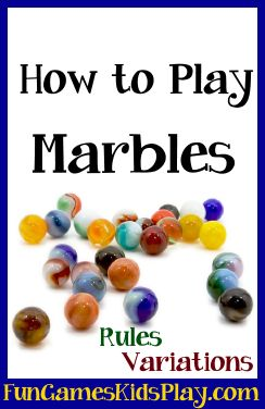 marbles and how to play