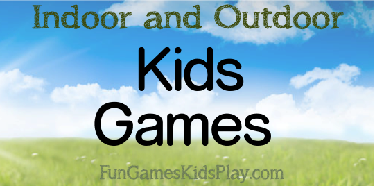 Outdoor grass and field where kids can play games